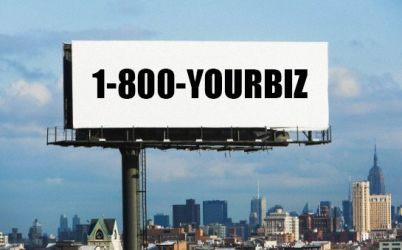 Get Your Business 1800 Number